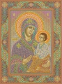 The Theotokos of Tikhvin