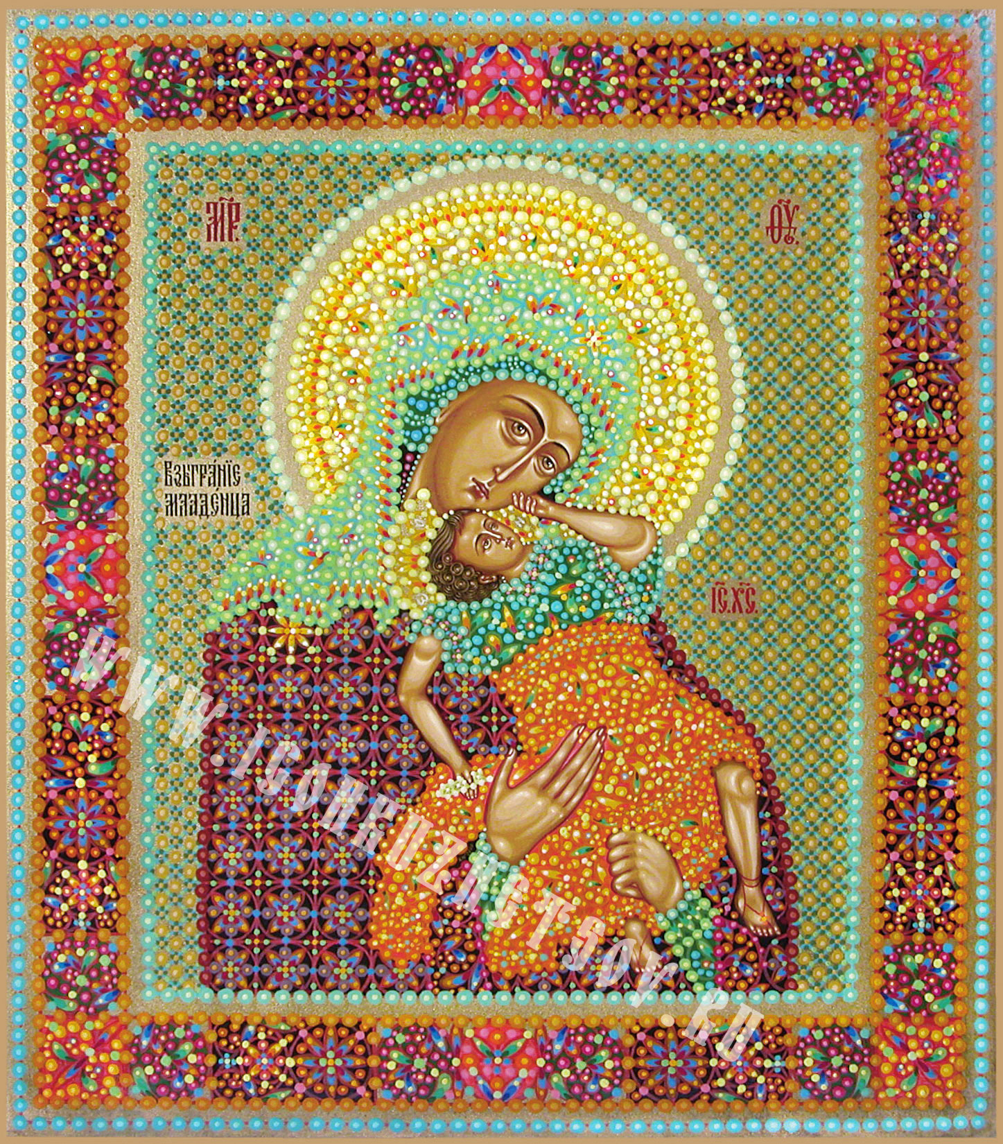 The miraculous icon Unexpected joy where it is and in what it helps 44